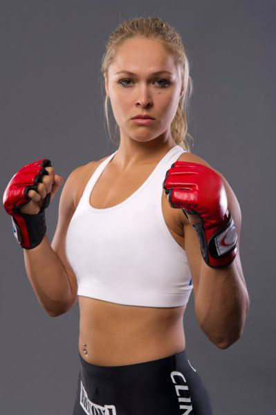 Fit Boxing Ronda Rousey