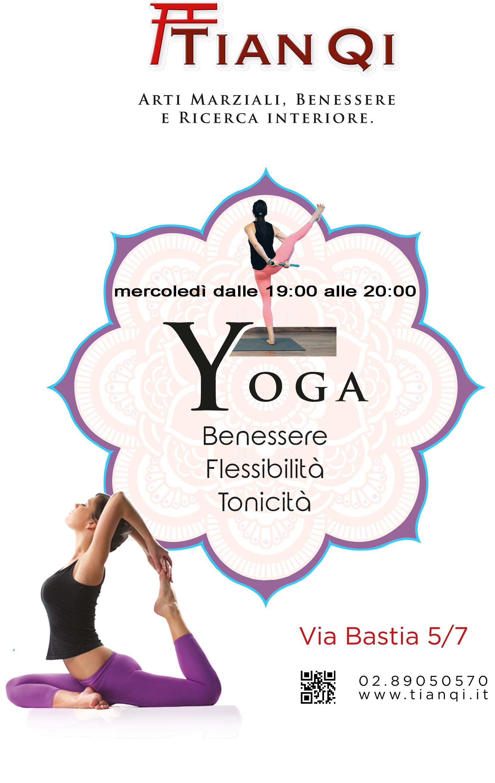 14/12/2016 lezione di prova di hatha yoga